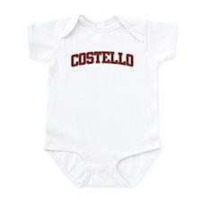 COSTELLO Design Infant Bodysuit