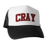 CRAY Design Trucker Hat
