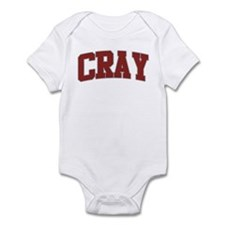CRAY Design Infant Bodysuit