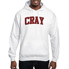 CRAY Design Hoodie