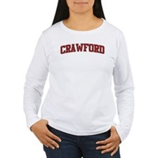 CRAWFORD Design T-Shirt