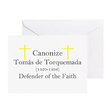 TheAngryCatholic - de Torquemada - Greeting Cards