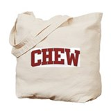 CHEW Design Tote Bag