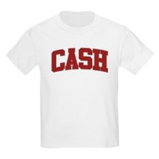 CASH Design T-Shirt