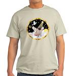 Night Flight/ Pug Light T-Shirt