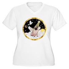 Night Flight/ Pug T-Shirt