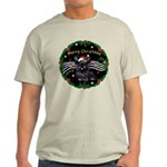 XmasMusic2/Skye Terrier Light T-Shirt