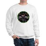 XmasMusic2/Skye Terrier Sweatshirt