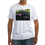 Ginger Hawver Fitted T-Shirt