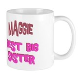 Maggie - Best Big Sister Small Mug