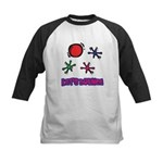 Let's Bounce Jacks (Jax) Kids Baseball Jersey
