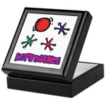 Let's Bounce Jacks (Jax) Keepsake Box