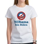No BO bin Biden Women's T-Shirt