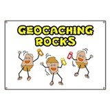 Geocaching Rocks Banner