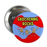 "Geocaching Rocks 2.25"" Button"