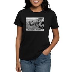 Chuck Wagon Women's Dark T-Shirt