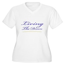 Living the Dream Stars T-Shirt