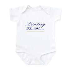 Living the Dream Stars Infant Bodysuit