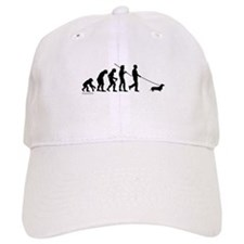 Dachshund Evolution Baseball Cap