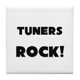 Tuners ROCK Tile Coaster