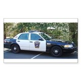 Ford Crown Victoria Rectangle Decal