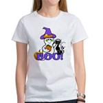 Halloween Ghost Women's T-Shirt