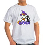 Halloween Ghost Light T-Shirt