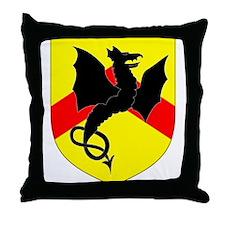 Chagatai Burilgi's Throw Pillow