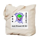 Book Addict Tote Bag - Design1