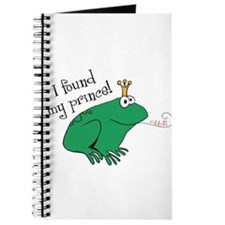 NO MORE FROGS Journal
