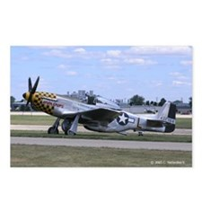 P-51 Mustang Postcards (Package of 8)
