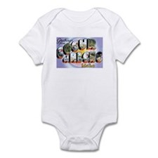 Coeur d'Alene Idaho ID Infant Bodysuit