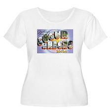 Coeur d'Alene Idaho ID T-Shirt