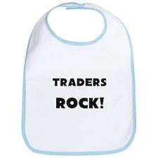 Traders ROCK Bib