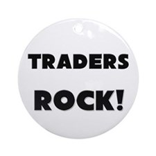 Traders ROCK Ornament (Round)