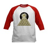All Seeing Eye Pyramid 2 Tee