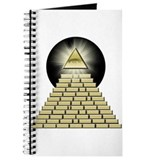 All Seeing Eye Pyramid 2 Journal