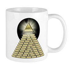 All Seeing Eye Pyramid 2 Mug
