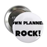 "Town Planners ROCK 2.25"" Button"
