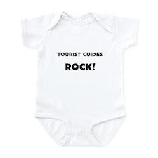 Tourist Guides ROCK Infant Bodysuit