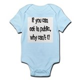 Eat in public Onesie