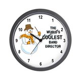 Coolest Director Wall Clock