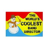 Coolest Director Rectangle Magnet