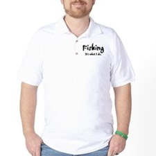 Fishing, It's What I Do T-Shirt