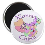 Xianning China Magnet