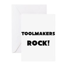 Toolmakers ROCK Greeting Cards (Pk of 10)