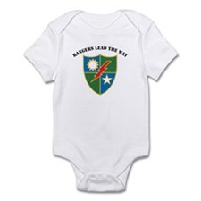 75th Ranger Regiment - Ranger Infant Bodysuit