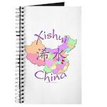 Xishui China Map Journal