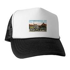 Des Moines Iowa IA Trucker Hat