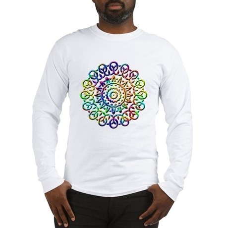 Rainbow Knots Long Sleeve T-Shirt